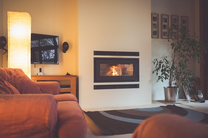Rais 900 insert stove in Wallingford.