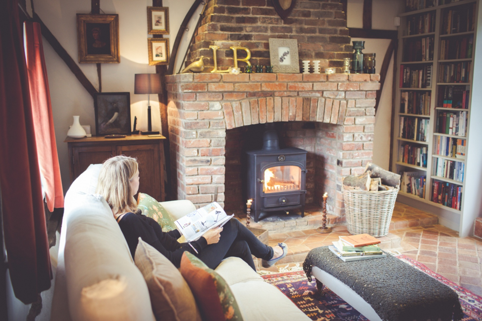 """North Mill Stoves is a good family business and they clearly have expertise in what they are doing which gave us peace of mind."" Mrs C, High Wycombe"