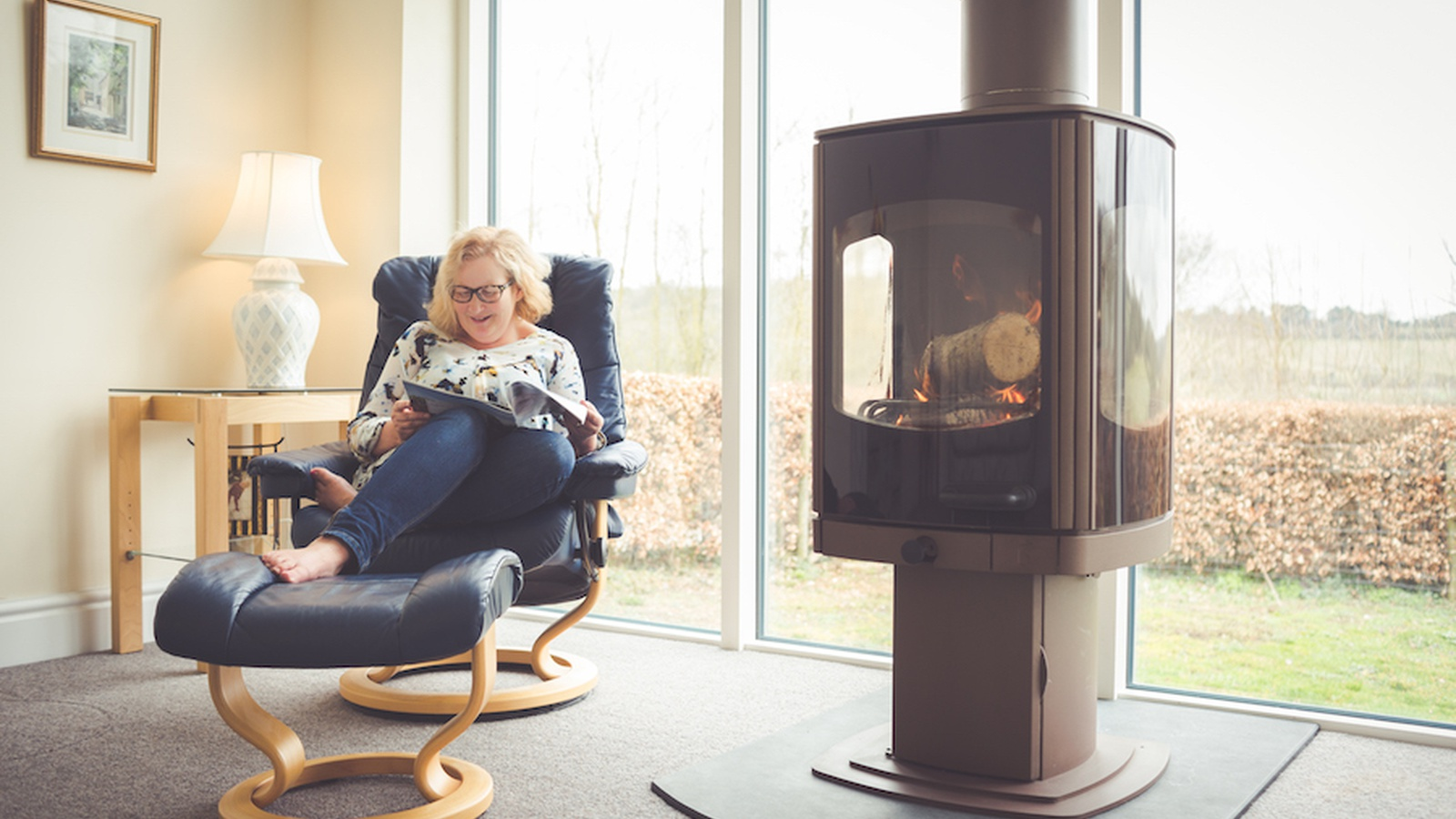 """North Mill Stoves offered us a very personal service. We received excellent technical advice and the workmanship of the men who came to install our stove was outstanding."" Anonymous"