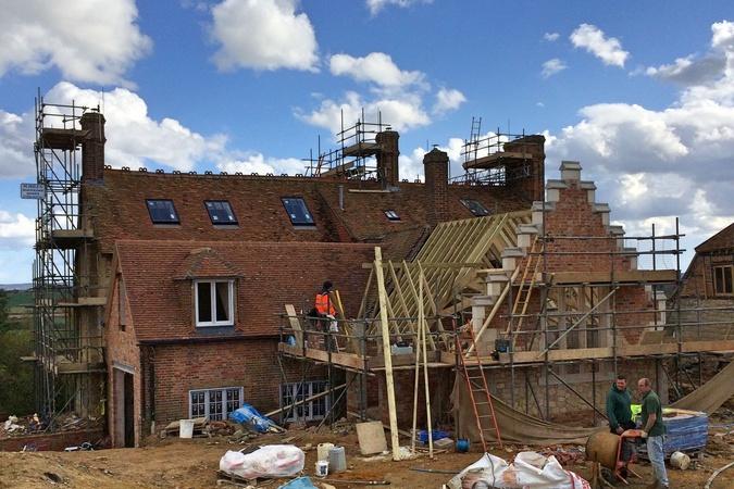 A thorough renovation of a Buckinghamshire listed farmhouse