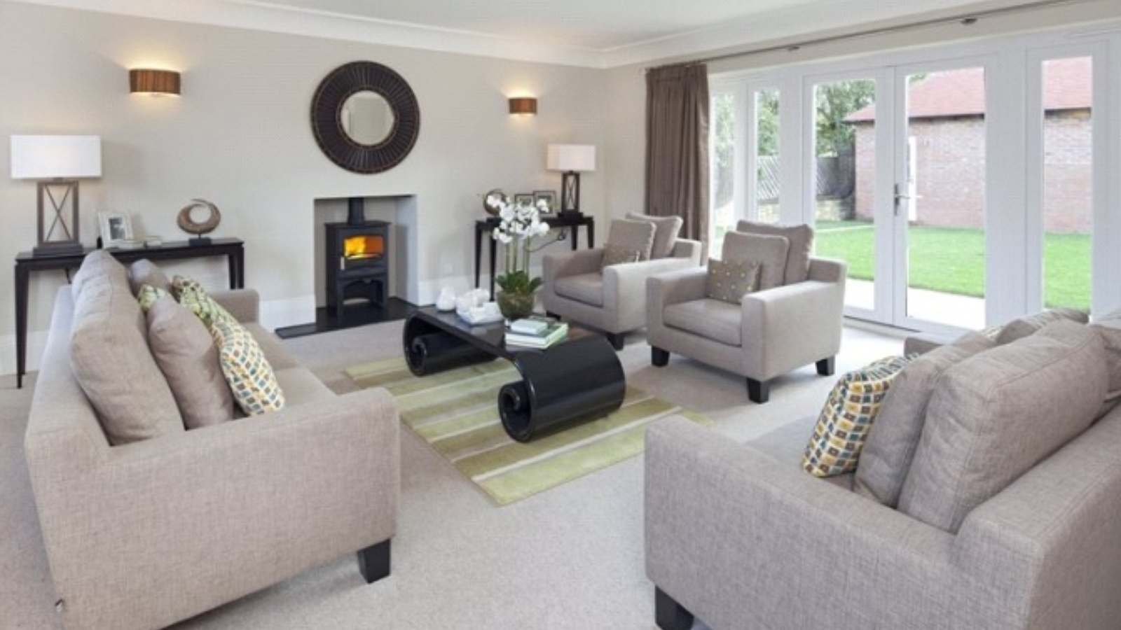 Showhome in Botley, Oxfordshire.