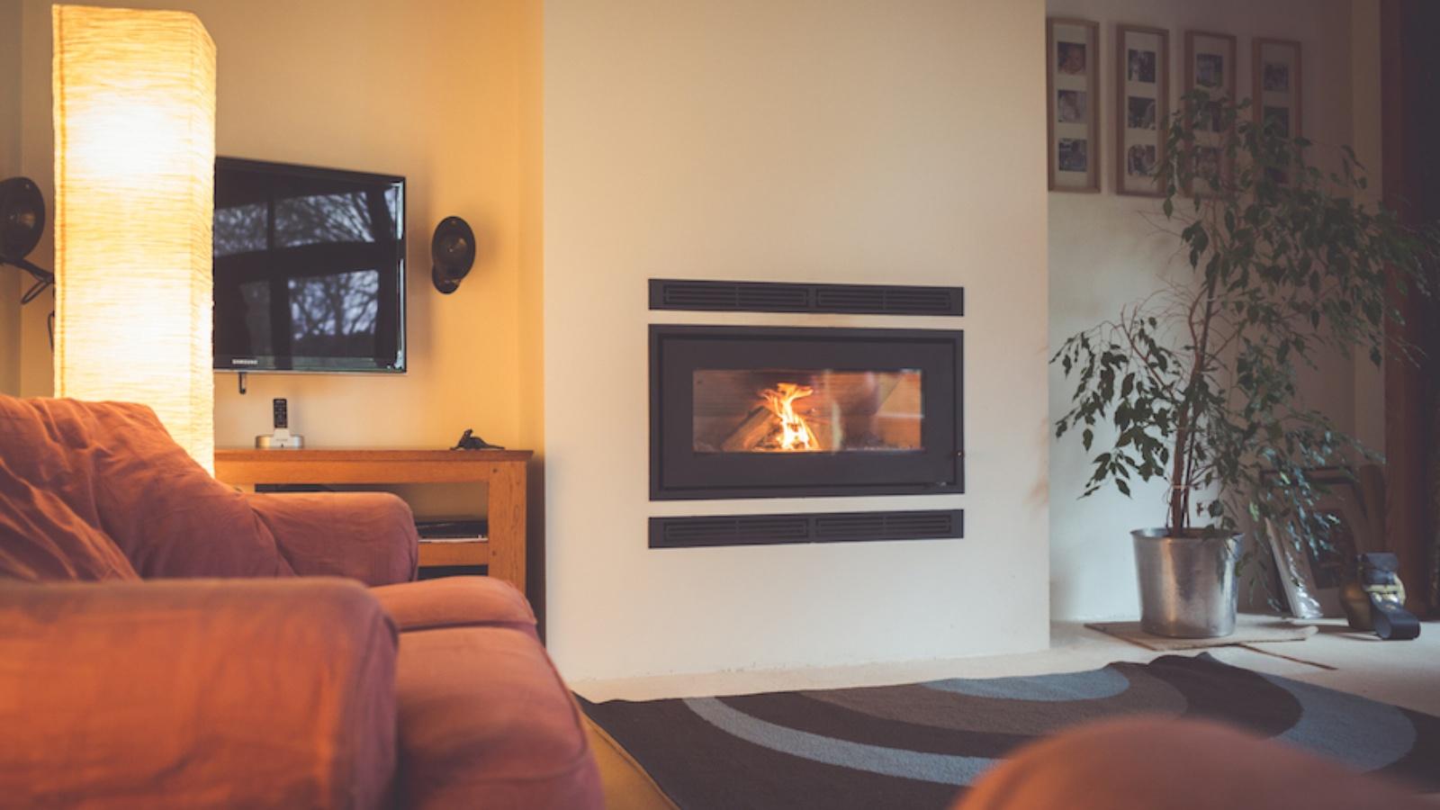 Rais 900 insert stove in Wallingford.