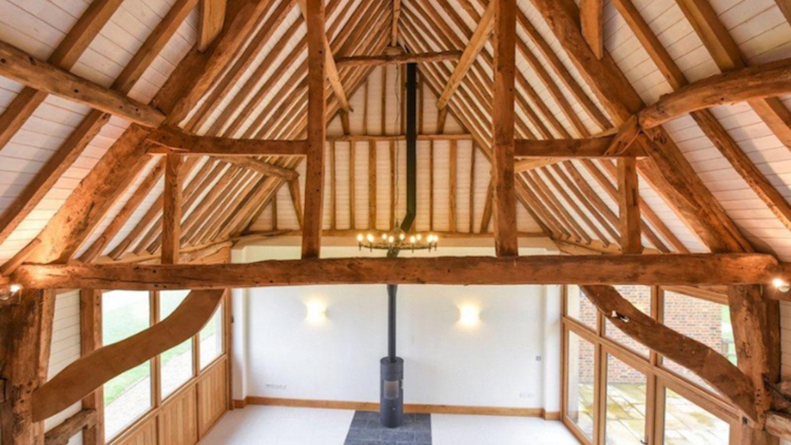 Rais Viva 120 'Classic' to a listed barn conversion