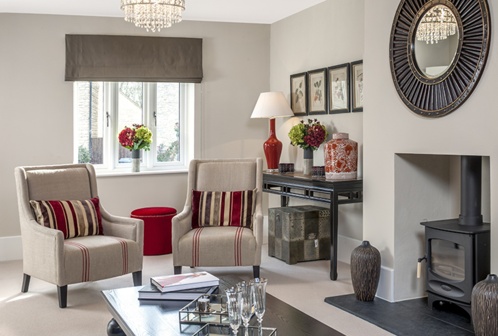 A Rectory Homes showhome